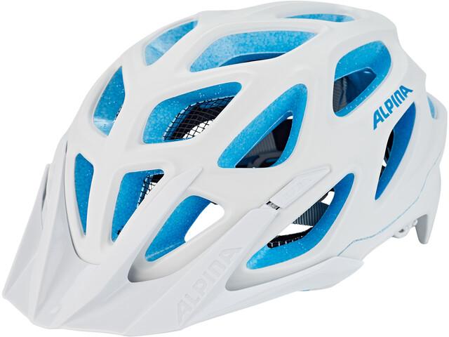 alpina mythos 3 0 l e helmet white blue g nstig kaufen. Black Bedroom Furniture Sets. Home Design Ideas